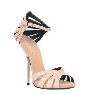Giuseppe Zanotti Pink Heel Sandal