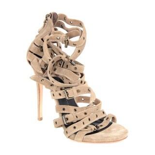 Giuseppe Zanotti Beige Heel Sandal
