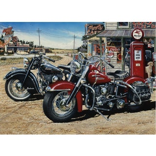 Cobble Hill: Two for the Road 1000 Piece Jigsaw Puzzle