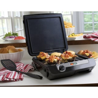Hamilton Beach 3-in-1 MultiGrill Indoor Grill