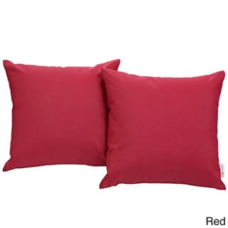 Gather Sunbrella Outdoor Patio Pillow (Set of 2)