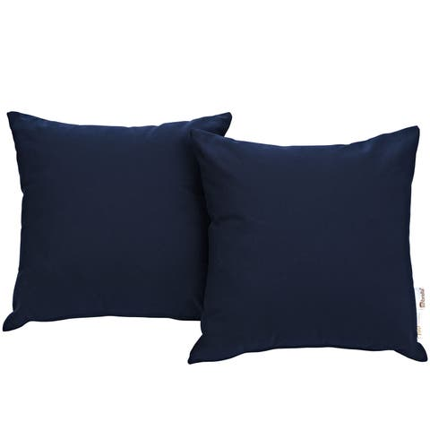 Invite Sunbrella Outdoor Patio Pillow (Set of 2)