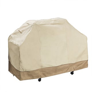 Villacera Beige Large Grill Cover
