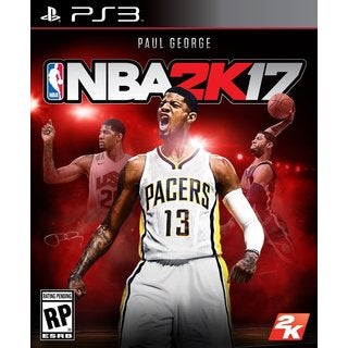 NBA 2K17 EARLY TIP OFF EDITION - PS3