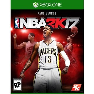 NBA 2K17 EARLY TIP OFF EDITION - XBOX One