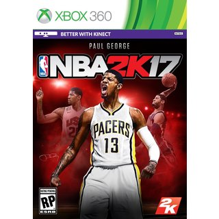 NBA 2K17 EARLY TIP OFF EDITION - Xbox 360