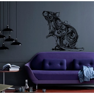Animal mouse Wall Art Sticker Decal