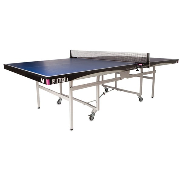 Butterfly Space Saver 22 ITTF Approved 22mm Top Professional Table Tennis Table