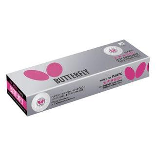 Butterfly 3-Star Ball G40+ 12pk