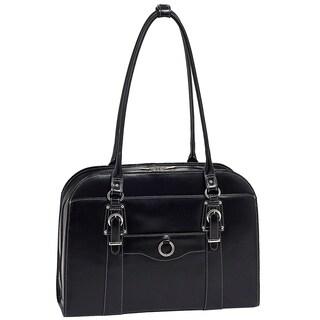McKlein Hillside 15.6-inch Laptop Leather Shoulder Bag (More options available)