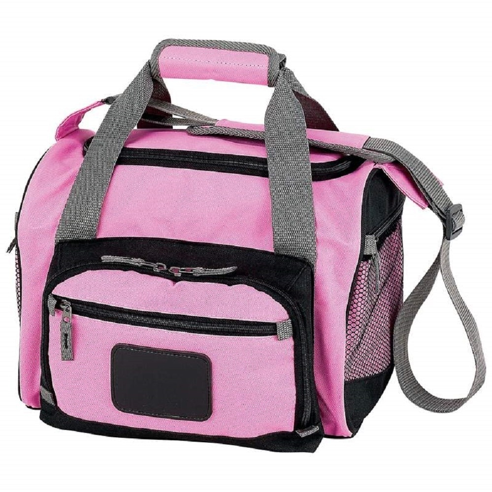 Extreme Pak Invisible Pink Cooler Bag with Zip-Out Liner ...