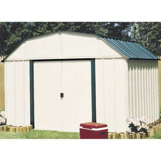 Arrow Sheridan Vinyl Coated Steel Shed (10' x 8')
