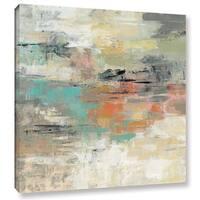 Silvia Vassileva 'Gentle Gaze ' Gallery Wrapped Canvas