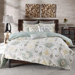 Ink Ivy Ankara 3 Piece Cotton Comforter Set Free