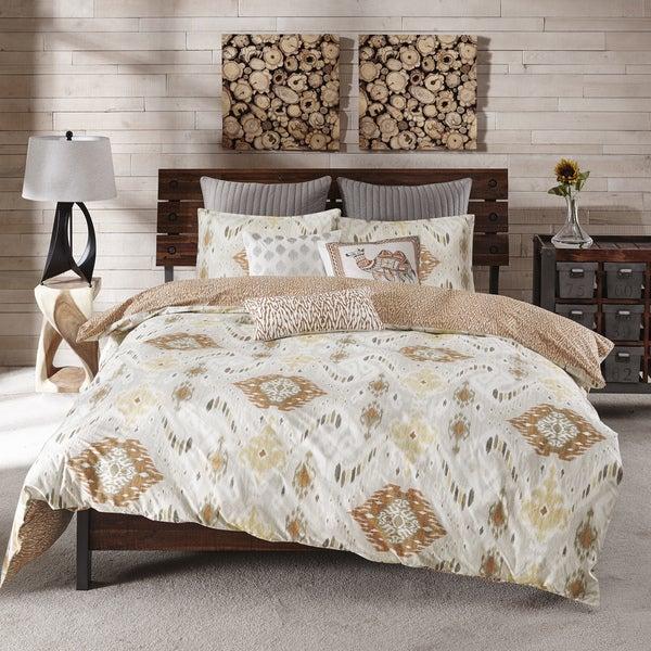 INK+IVY Nia Spice Cotton Comforter Mini Set