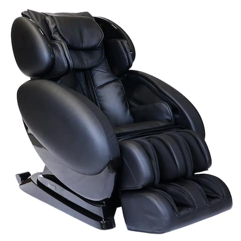 Infinity IT-8500 X3 Deluxe 3D Massage Chair, with Bluetooth Compatibility, and Lumbar Heat