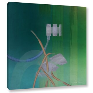 Joost Hogervorst 'Abstract 03 II' Gallery Wrapped Canvas