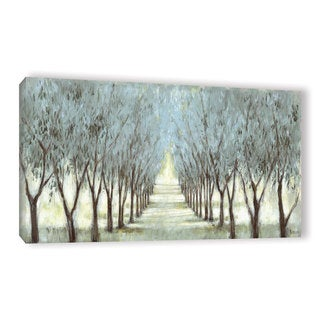 Art Marketing Ltd 'The Olive Grove' Gallery Wrapped Canvas - multi