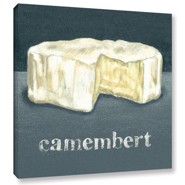 Art Marketing Ltd 'Camembert' Gallery Wrapped Canvas