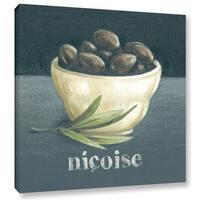 Art Marketing Ltd 'Nicoise' Gallery Wrapped Canvas - Multi