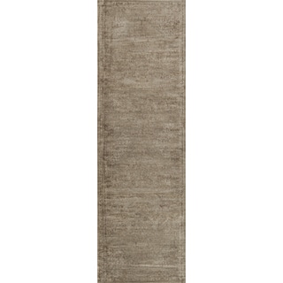 Francis Taupe Runner Rug (2'4 x 7'9)