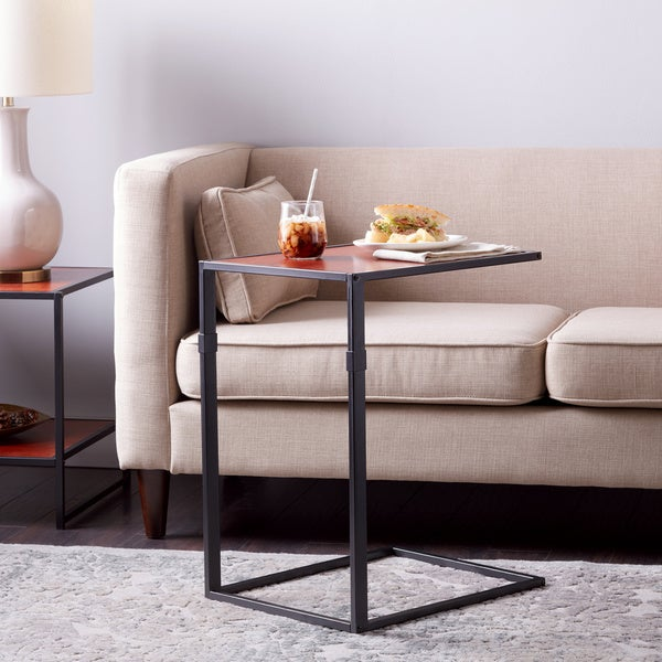 Priage Side Sofa Snack Table Free Shipping Today
