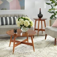 angelo:HOME Allen Coffee and End Table
