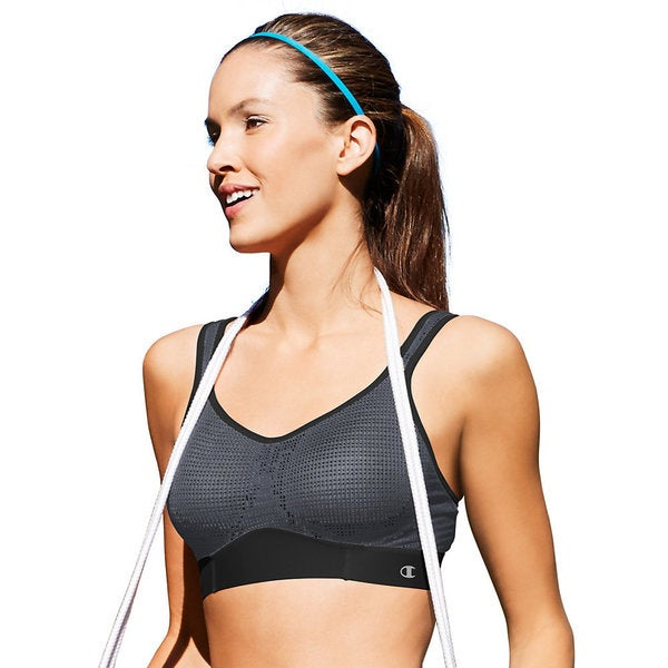 Champion Mesh Sports Bra With SmoothTec Band