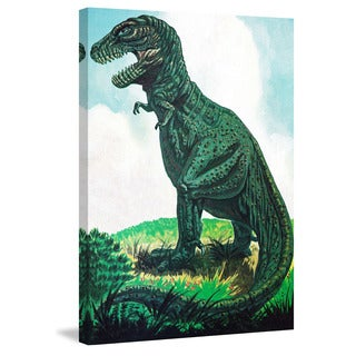 Marmont Hill 'Tyrannosaurus' by Curtis Painting Print on Canvas