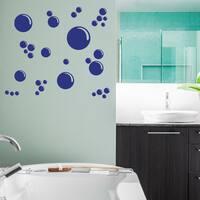 Soap Bubble Set Wall Decal Vinyl Art Home Decor