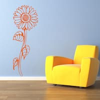 Summer Drive Wall Decal Vinyl Art Home Decor