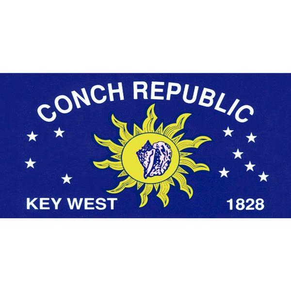 Kaufman Conch Republic Printed Beach Towel (Set of 2)