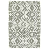 Seaside Taupe Global Indoor/Outdoor Rug - 8' x 10'