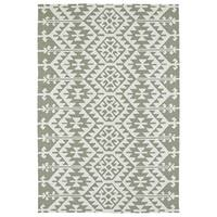 Seaside Taupe Global Indoor/Outdoor Rug - 9' x 12'