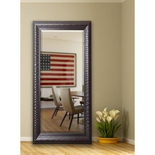 American Made Rayne 30.5 x 71-inch Royal Curve Extra Tall Wall Vanity Floor Mirror