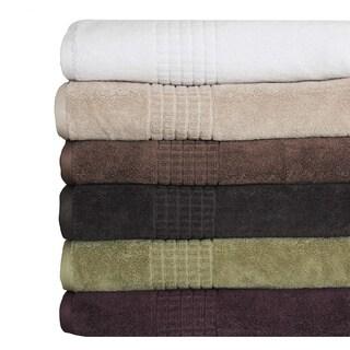 Mosaic 100-percent Cotton 6-piece Towel Set