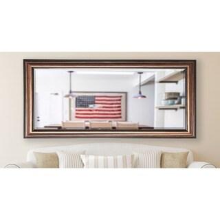 American Made Rayne 30.5 x 71-inch Canyon Bronze Extra Tall Wall Vanity Floor Mirror