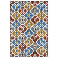 Seaside Multi Nomad Indoor/Outdoor Rug - 8' x 10'