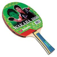 Butterfly Wakaba 1000  Table Tennis Racket - ITTF Approved Ping Pong Paddle