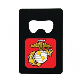 US Marine Corps Logo Magnetic Bottle Opener