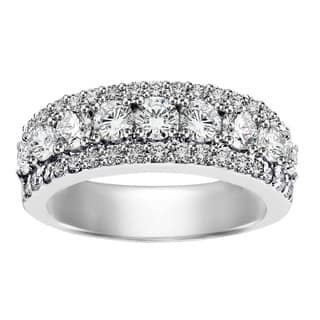 Platinum Wedding Rings For Less | Overstock.com