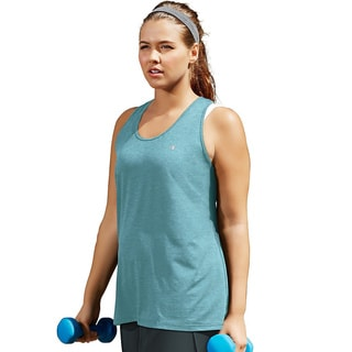 Champion Women's Plus Absolute Stretch Tank Top