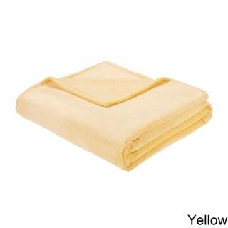 Intelligent Design Microlight Plush Blanket 6-Color Options