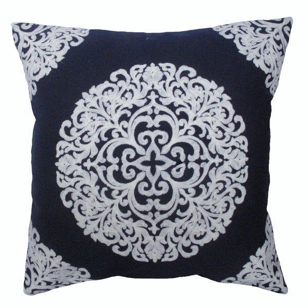20 Inch Square Decorative Pillows : Fashion Street Oriental 20-inch Square Deco Throw Pillows (Set of 2) - Free Shipping Today ...