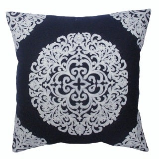 Fashion Street Oriental 20-inch Square Deco Throw Pillows (Set of 2)