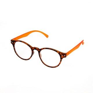 Hot Optix Oval Unisex Trendy Reading Glasses