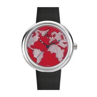 Jacob & Co Women's Diamond Stainless Steel CR47SR Diamond Dial Watch