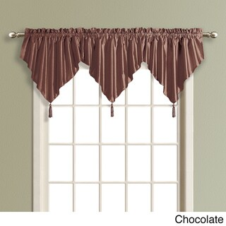 Curtains Ideas brown valance curtains : Brown Valances - Shop The Best Deals For Apr 2017