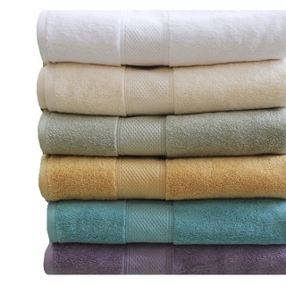 Hudson 100-percent Cotton 6-piece Towel Set