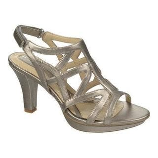Women's Naturalizer Danya Sandal Pewter PU|https://ak1.ostkcdn.com/images/products/11708855/P18631513.jpg?impolicy=medium